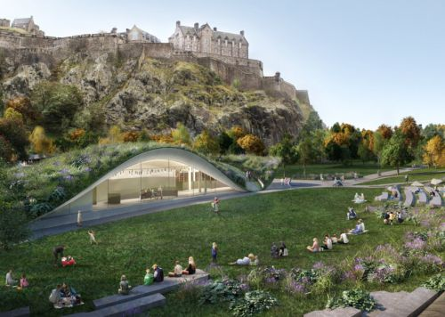 Clear majority in favour of more year-round events in Edinburgh's Princes Street Gardens