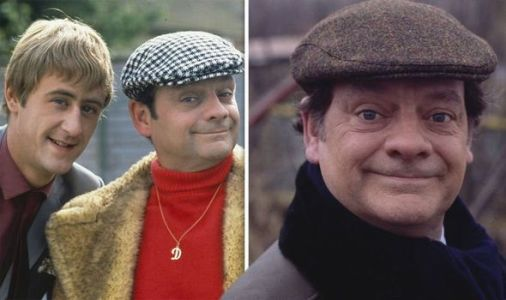 Only Fools and Horses: Del Boy star David Jason admits he was behind THIS iconic gag