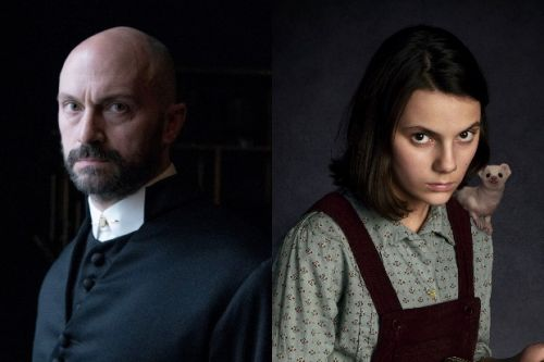 His Dark Materials - did you know these two actors are related?