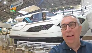 Absolute 47 yacht tour: A clever package with all the features of a much larger boat