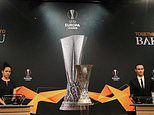 Europa League draw LIVE - Arsenal and Chelsea learn their last 16 opponents