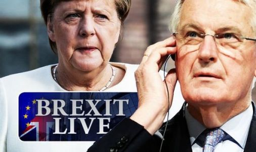 Brexit LIVE: Barnier rushes for crisis talks with Merkel in Berlin as Brexit talks stall