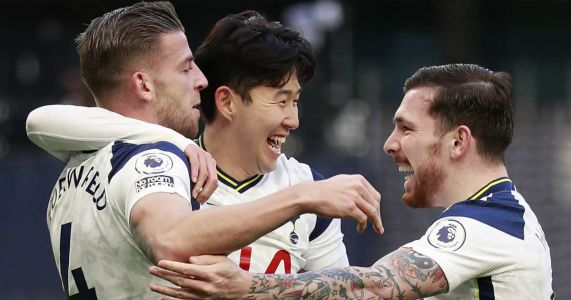 Paratici speaks of 'new chapter' at Tottenham as star signs huge new deal