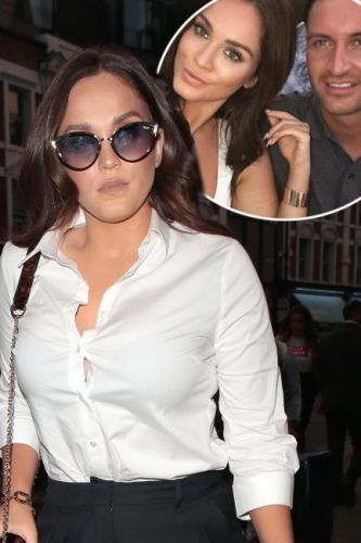 Vicky Pattison shares cryptic tweet about 'fighting battles' and 'dark times' after shock video of John Noble 'looking cosy' with another woman