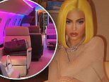 Kylie Jenner 'blew through $130M on private jet and mansions'