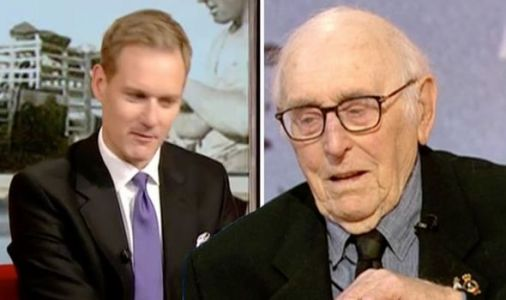 War veteran Victor Gregg says Brexit is 'breaking his heart' on 100th birthday