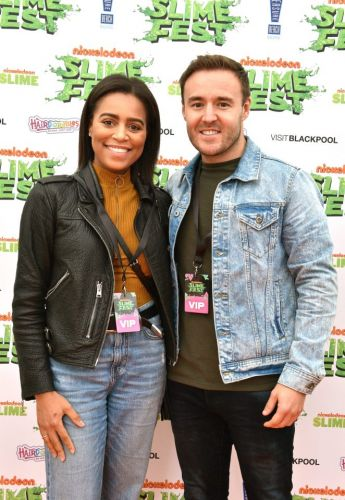 Coronation Street's Alan Halsall reveals he feels 'under pressure' to propose to co-star Tisha Merry