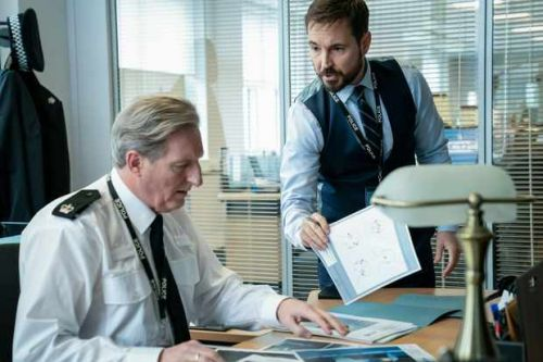 Line of Duty's Adrian Dunbar hints that H plot might not be entirely wrapped up