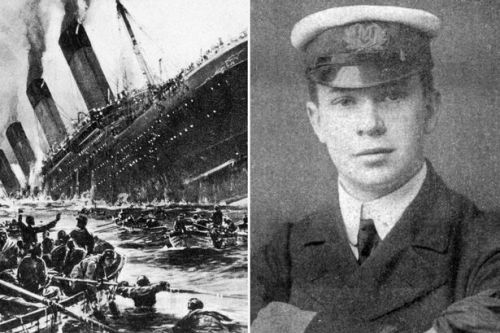 Titanic hero who broke the rules to fix radio and died sending vital SOS