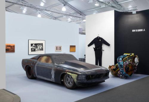 Frieze los angeles   2020 highlights