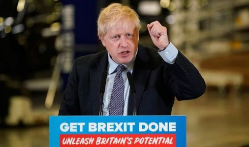 Boris vows to unleash Britain's potential as he outlines ambition for UK post-Brexit