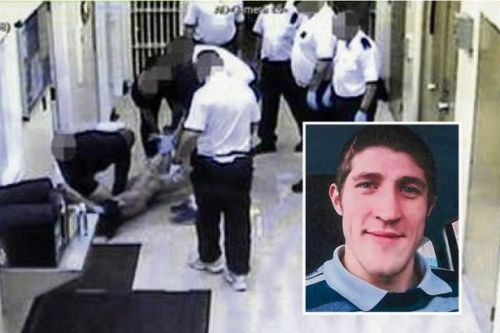 Allan Marshall death prison rapped by watchdog over failings two years after horror incident