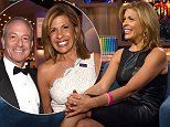 Hoda Kotb says she has no plans to marry longtime boyfriend Joel Schiffman while appearing on WWHL