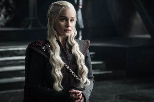 Emilia Clarke really wants to spoil the final season of Game of Thrones