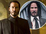 John Wick's fourth and fifth films starring Keanu Reeves will be shot back-to-back next year