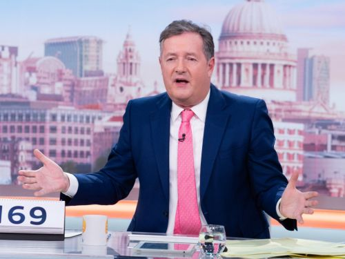 Piers Morgan admits he 'plays up' Good Morning Britain persona: 'I prefer to be divisive and polarising'