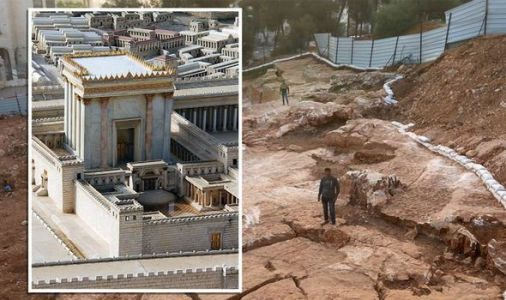 Archaeology discovery: Second Temple-period quarry opens 'golden opportunity' for experts
