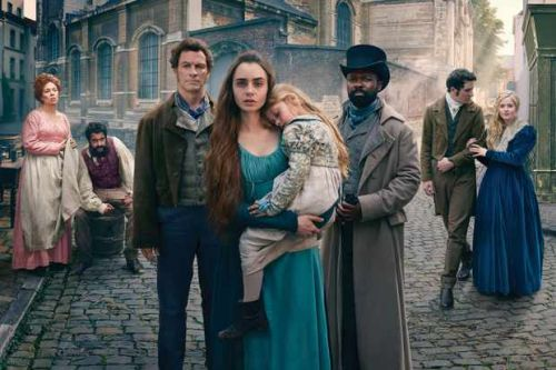 Meet the cast of BBC's Les Misérables