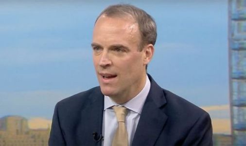 Dominic Raab laughs off Brussels' latest fisheries demand as UK defies EU pressure