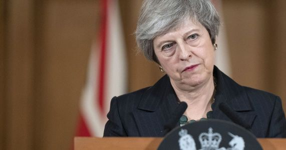 What happens next if a vote of no confidence in Theresa May is triggered?