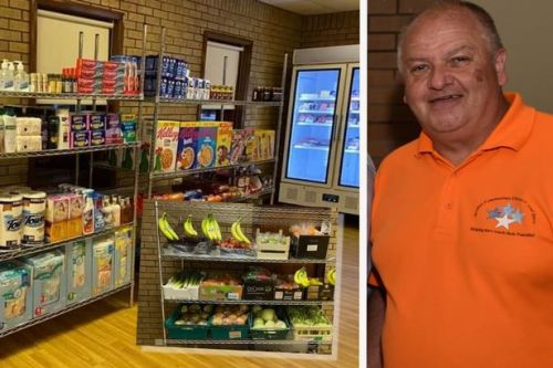 Community shop set to help Kilwinning families through lockdown