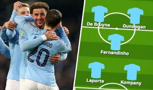 Man City team news vs Chelsea: Predicted 4-3-3 team - Six players almost certain to start