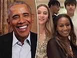 Barack Obama says Sasha and Malia keep him up-to-date on new music