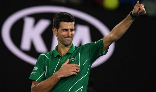 Novak Djokovic offers help to Filip Krajinovic ahead of Roger Federer Australian Open tie