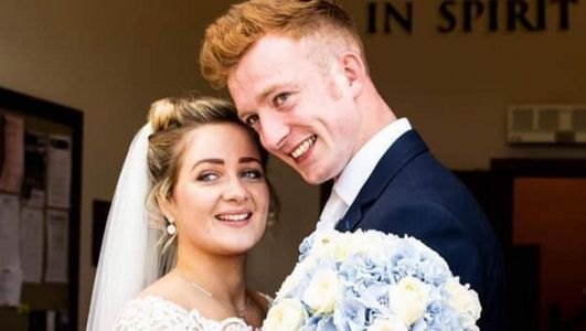 Widow tells of grief over crash victim Matthew Arnold who had just become a new father