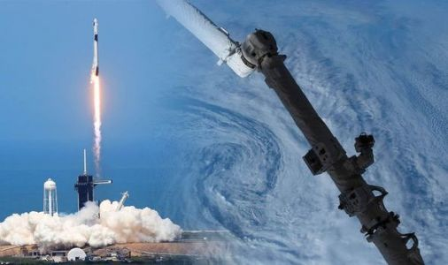 SpaceX docking time UK: What time does SpaceX dock with the ISS today?