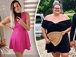 New Zealand: Claire Burt who weighed 170 kilos loses HALF body weight after binge eating disorder