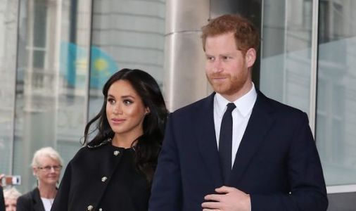 Meghan Markle and Harry's move to Africa will cost £1MILLION in security costs