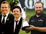 The Open news: Rory McIlroy pays tribute to Shane Lowry with throwback photo
