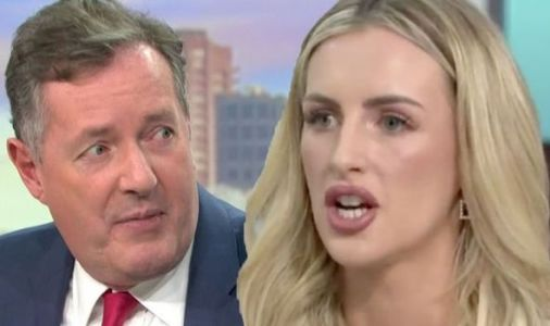 'Why should we line your pockets?' Piers Morgan RIPS APART McCollum over Peru 2 book