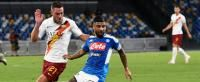 Nap 2-1 Rom: Insigne and Napoli catch Roma