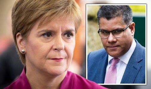 Sturgeon snubbed: Westminster declines Holyrood request for post-Brexit Bill grilling