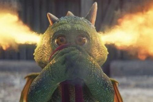 Watch the John Lewis Christmas advert featuring excitable Edgar the dragon