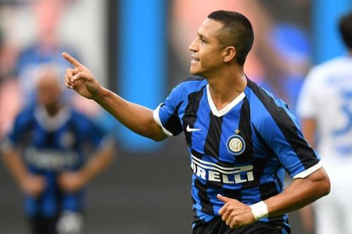 Alexis Sanchez completes Inter Milan move on three-year deal after Man Utd exit