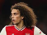 PSG 'considering a move for Arsenal outcast Matteo Guendouzi' with London club ready to cash in