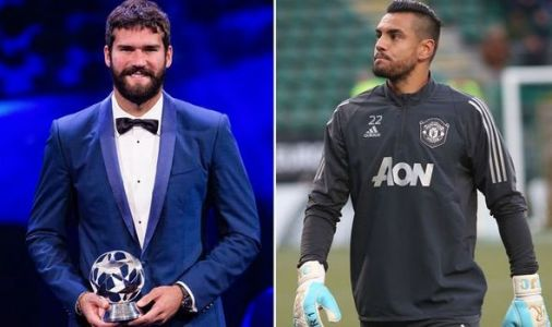 Man Utd told Sergio Romero is similar to Alisson and Ederson in specific area