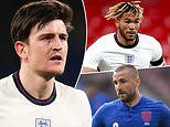 MARTIN KEOWN: A back three may be the best solution for England given Harry Maguire's absence