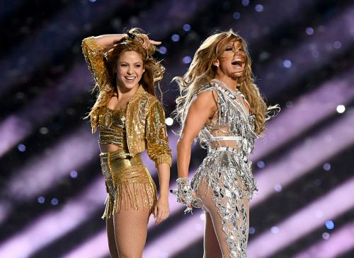 Jennifer Lopez and Shakira's halftime show faces 1300 complaints as viewers compare it to 'porn'