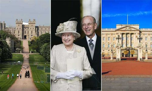 The Queen and Prince Philip's homes set for lengthy changes