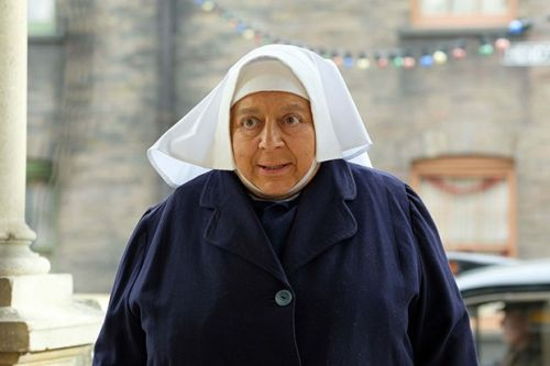 Who is Miriam Margolyes' character Sister Mildred in Call the Midwife?