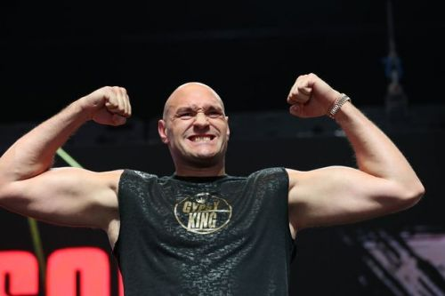 Tyson Fury contradicts his own five-fight wish-list with retirement claim