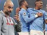 Manchester City boss Pep Guardiola shrugs off talk of records after 21st win in a row against Wolves