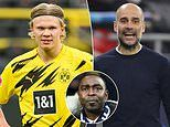 Andy Cole says top players such as Erling Haaland would rather sign for Man City than Man United
