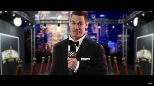 John Cena makes WWE return as 'Hugh Kantseeme' for hilarious WrestleMania announcement