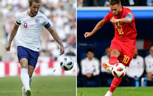 How to watch England vs Belgium in today's World Cup 2018 play-off: TV channel and live stream details