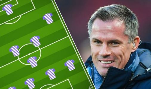 Jamie Carragher picks Premier League Team of the Year - Liverpool dominate but ace snubbed
